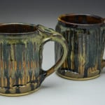 Faceted Waterfall Mug